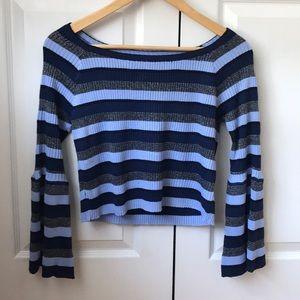 Never worn striped sweater